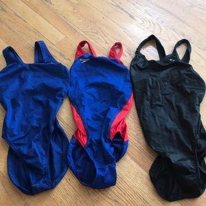 Speedo racing suits